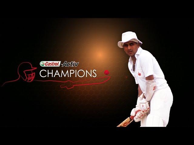 Castrol Activ Champions: Sunil Gavaskar