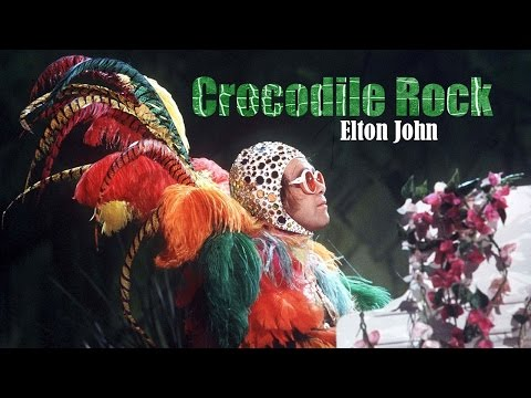 Crocodile Rock - Elton John - Lyrics/บรรยายไทย