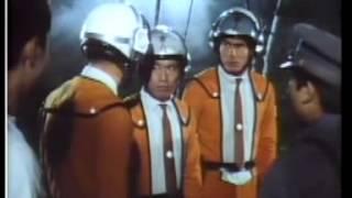 """ยอดมนุษย์ อุลตร้าแมน Ultraman Hayata  ปี 2509 ตอนที่ 1 """"ปฏิบัติการอุลตร้าหมายเลข 1"""""""