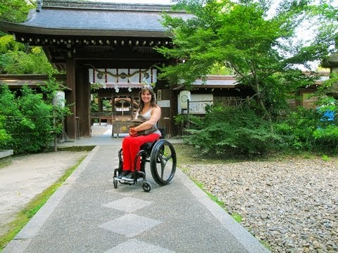 Japan Wheelchair Accessible Travel Adventure by wheelchairtraveling.com