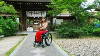 Japan Wheelchair Accessible Travel Adventure by wheelchairtraveling.com thumbnail