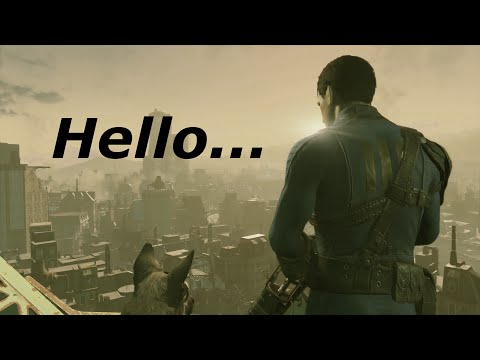 Adele -- Hello Fallout 4 Parody (Parody Music Video)