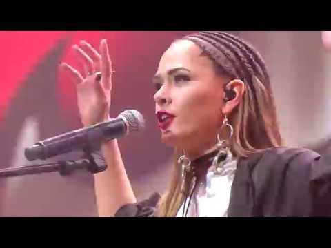 THE HARDKISS -  Кораблi (live at M1 Music Awards HD)