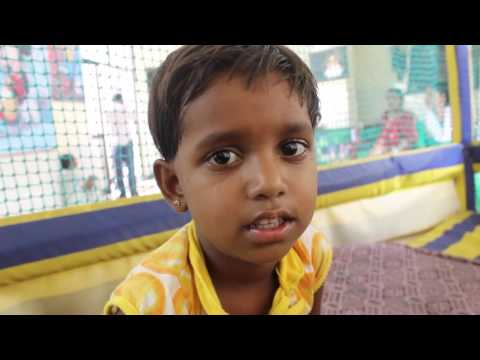 Childhood Cancer in India- Rotary Cantonment & Kidwai Hospital