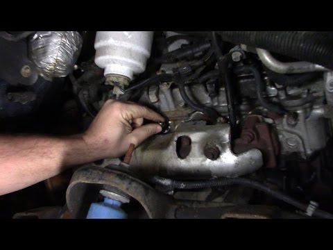 Mechanics Minute: Duramax Glow Plug Removal - How to remove a stuck glow plug
