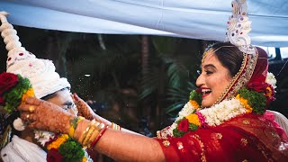 Sutirth & Anjali Wedding Highlights