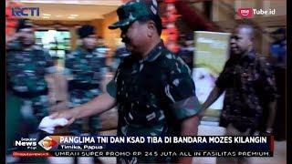 Download Video Panglima TNI dan Wakapolri Tiba di Papua Gelar Pertemuan Tertutup - SIP 06/12 MP3 3GP MP4