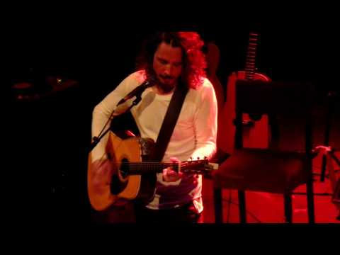 Chris Cornell- Call me a dog- Teatro Municipal Santiago