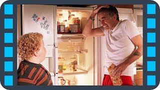 Взрослые рассуждения ребенка о дружбе — «Плохой Санта» (2003) сцена 7/7 HD