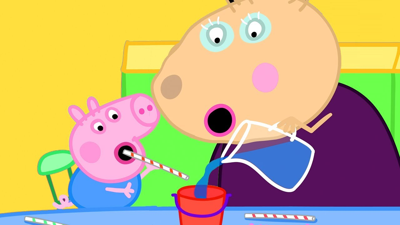 Peppa Pig Official Channel | Peppa Pig Makes a Musical Instrument