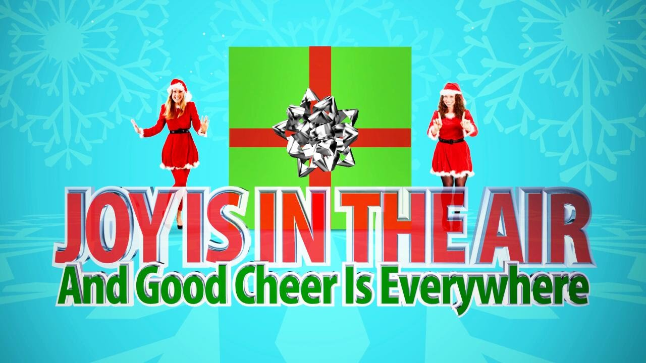 Send An AMAZING Christmas Greeting Video Card For Websites, Facebook ...