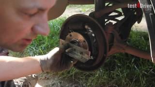 видео Замена заднего подшипника ступицы ваз 2110 своими руками