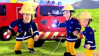 Feuerwehrmann Sam ⭐️ Auf geht's zur Rettung! 🚒 Zeichentrick für Kinder