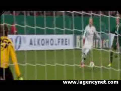 Augsburg 0 - 2 Bayern Munich Highlights - iAgencyNet.com