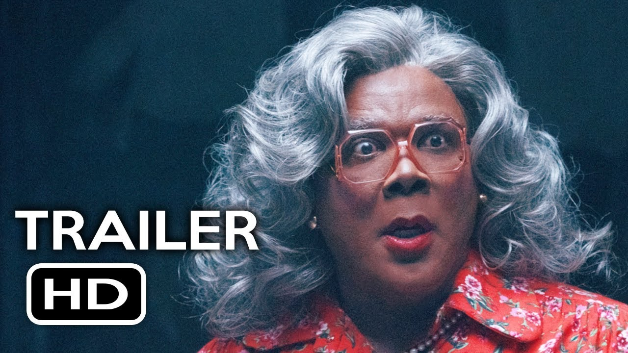 boo 2 a madea halloween official trailer 2 2017 tyler perry brock ohurn comedy movie hd