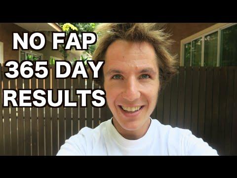 NOFAP! The 4 Major Benefits after 365 Days