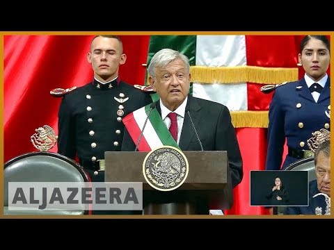 🇲🇽Mexico's new President AMLO promises radical changes | Al Jazeera English