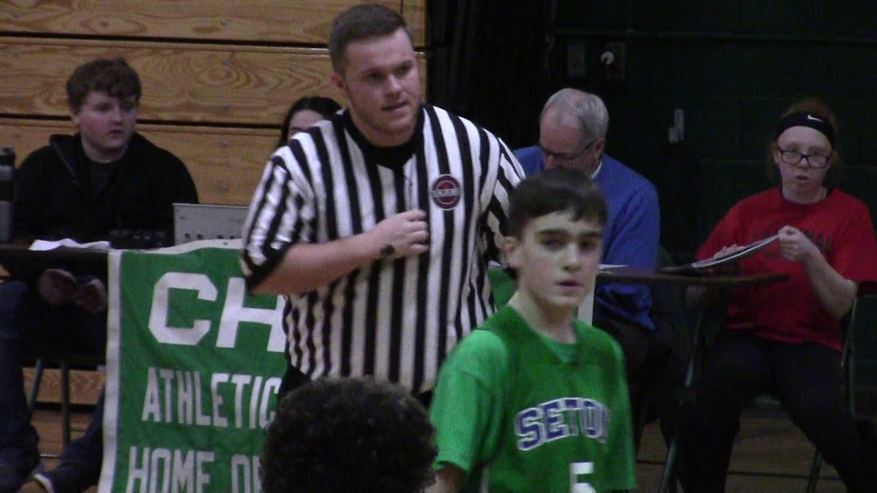 Chazy - Seton Catholic Mod Boys  1-7-20