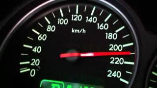 0-240 Км/Ч Subaru Forester Turbo 2.5 Xt At Ч.2
