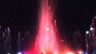 Brindavan garden Music Fountain