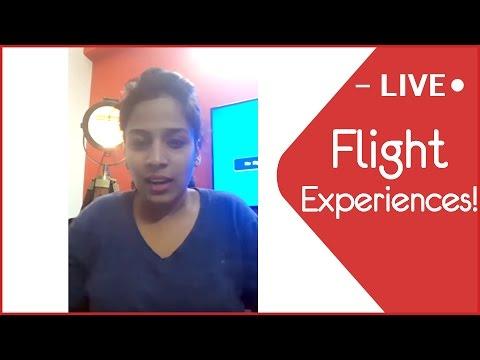 Mahathalli Live 2- Flight Experiences!