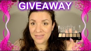 ♡ GIVEAWAY ♡ Palette NUDE CATRICE ♡ Thumbnail