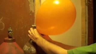 Калибровка шаров с гелием(В видео показано как калибровать воздушные шары с гелием., 2013-10-25T16:47:44.000Z)