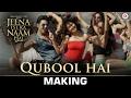 Download Qubool Hai - Making | Jeena Isi Ka Naam Hai | Himansh Kohli & Manjari Fadnis | Ash King & Shilpa Rao MP3 song and Music Video