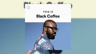 Black Coffee Feat. Mc Alpha Bee   Weekend Drive 2021   Episode 005  