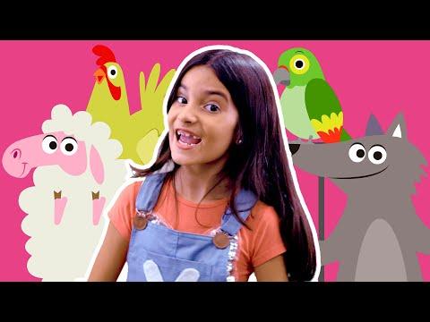 Os Animais 2 - Yasmin Verissimo - Música Gospel Infantil