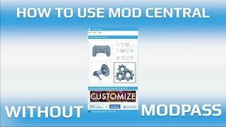 Using Mod Central Without Mod Pass