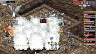 【GODIUS(ガディウス)】2010年 7月ギルドベース防衛戦 もっふる vs Bouquet 撮影者:エドワウ・マス