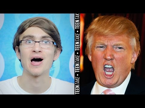 A Teen's Take on Donald Trump