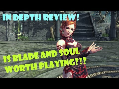 Blade and Soul: Worth Playing? – In Depth Review