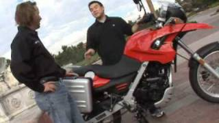 2009 BMW G650GS Motorcycle Review
