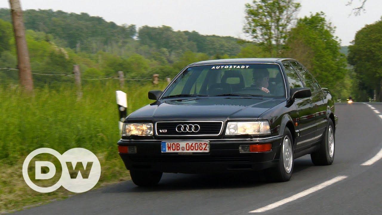 Revolutionary For Almost Years Audi V DW English YouTube - Audi v8