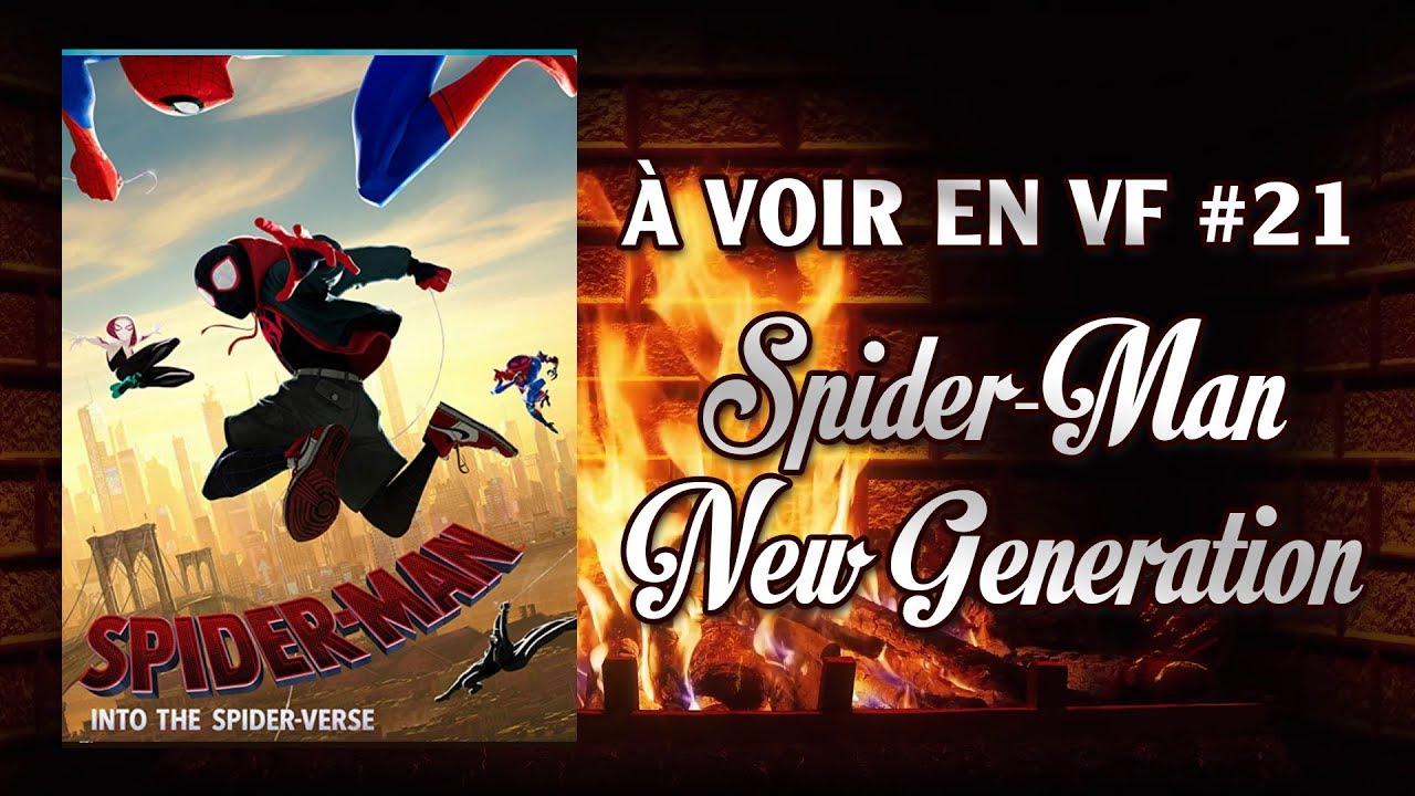 Calendrier De L Avent Spiderman.A Voir En Vf Spiderman New Generation Calendrier De L Avent 21