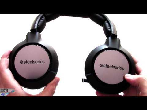 [Unboxing ITA] SteelSeries Siberia 840