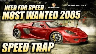 Industrial & Green - Speed Trap - Porsche Carrera GT - NFS Most Wanted 2005