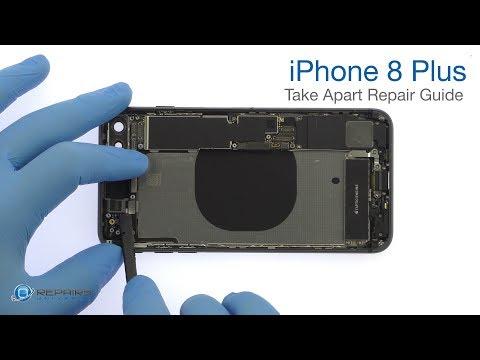 IPhone 8 Plus Take Apart Repair Guide - RepairsUniverse