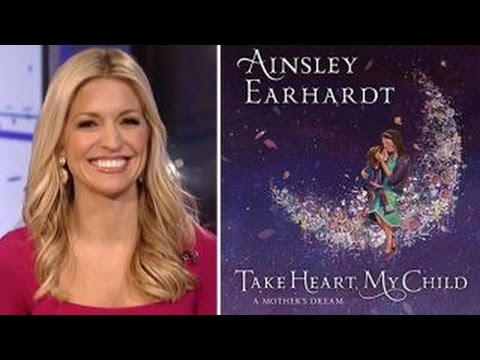 Ainsley Earhardt speaks from the 'Heart'