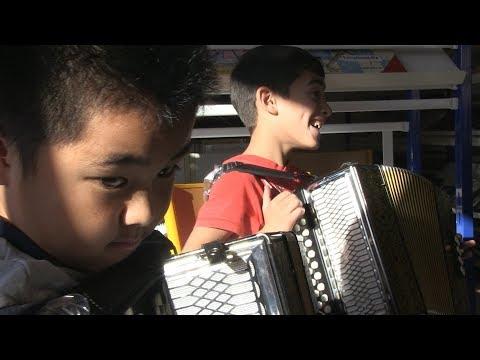 L'Orchestre à l'école : instruments d'intégration