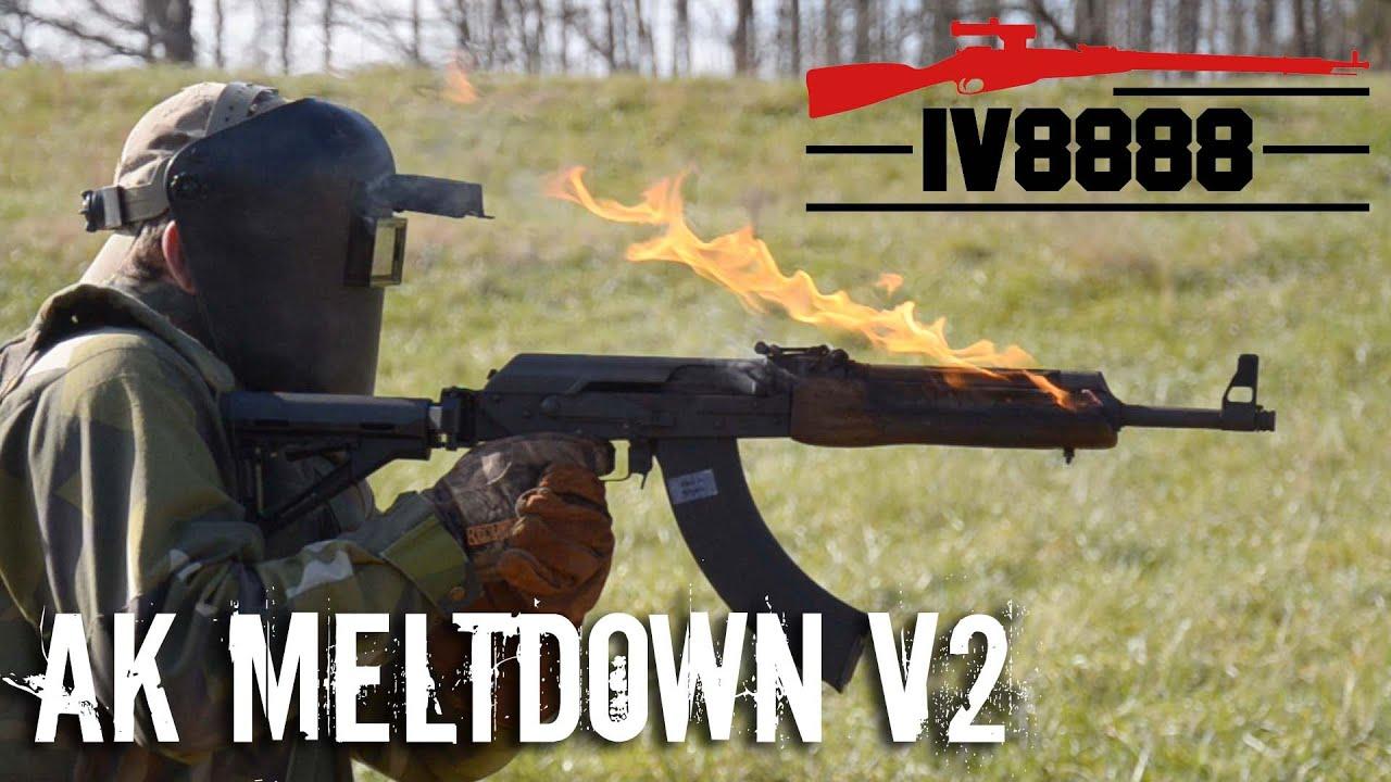 Ile strzałów wytrzyma AK-47?