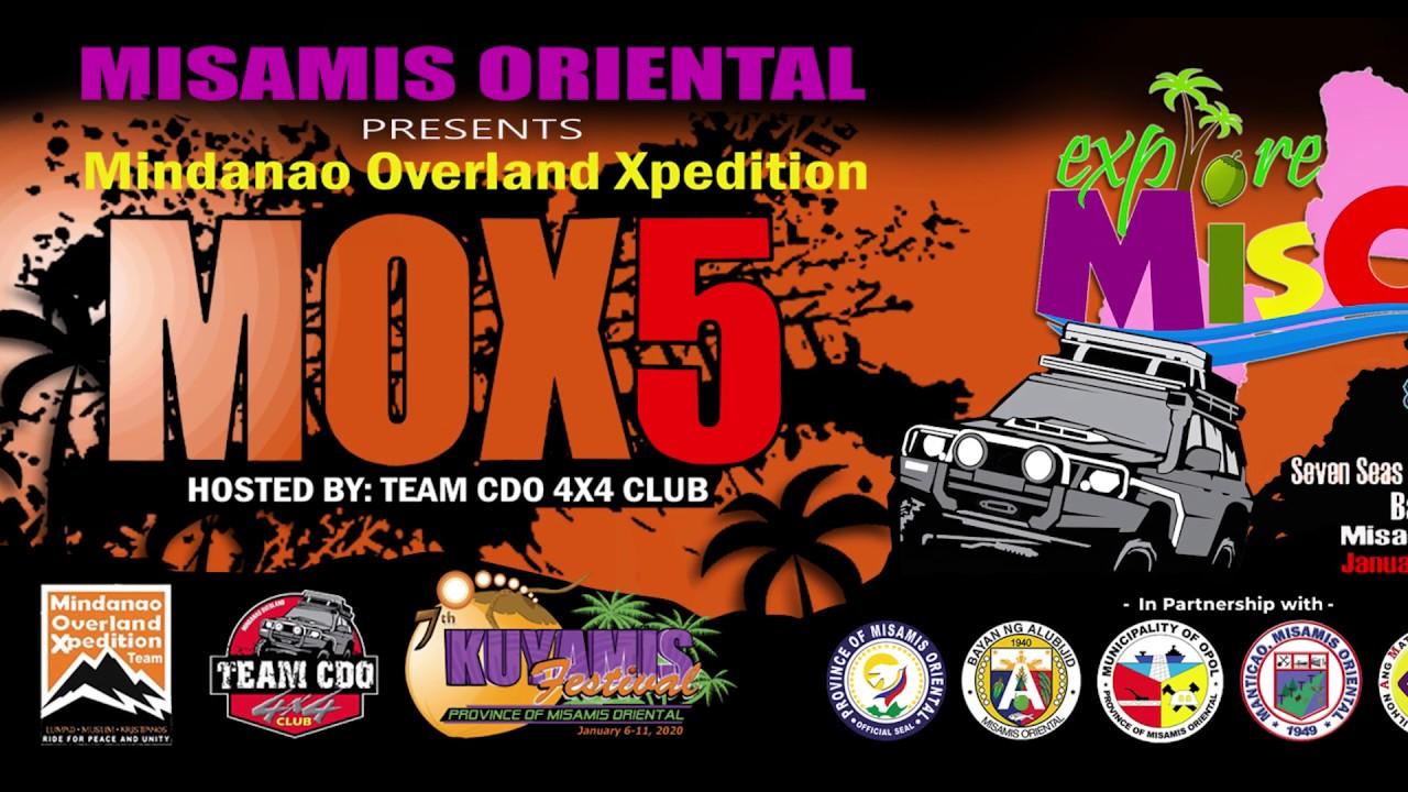 Team CDO 4×4 Club – Presents 5th Mindanao Overlanding Expedition