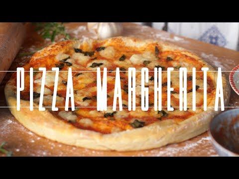 "Pizza Margherita de ""Comer, Rezar, Amar"" | Comida de Cinema #14"