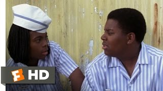 Good Burger (9/9) Movie CLIP - Ed Talks to Dogs (1997) HD