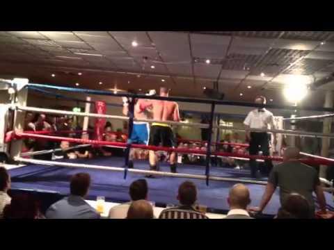 Rory Bennett Boxing Kinmel Manor - Round 3