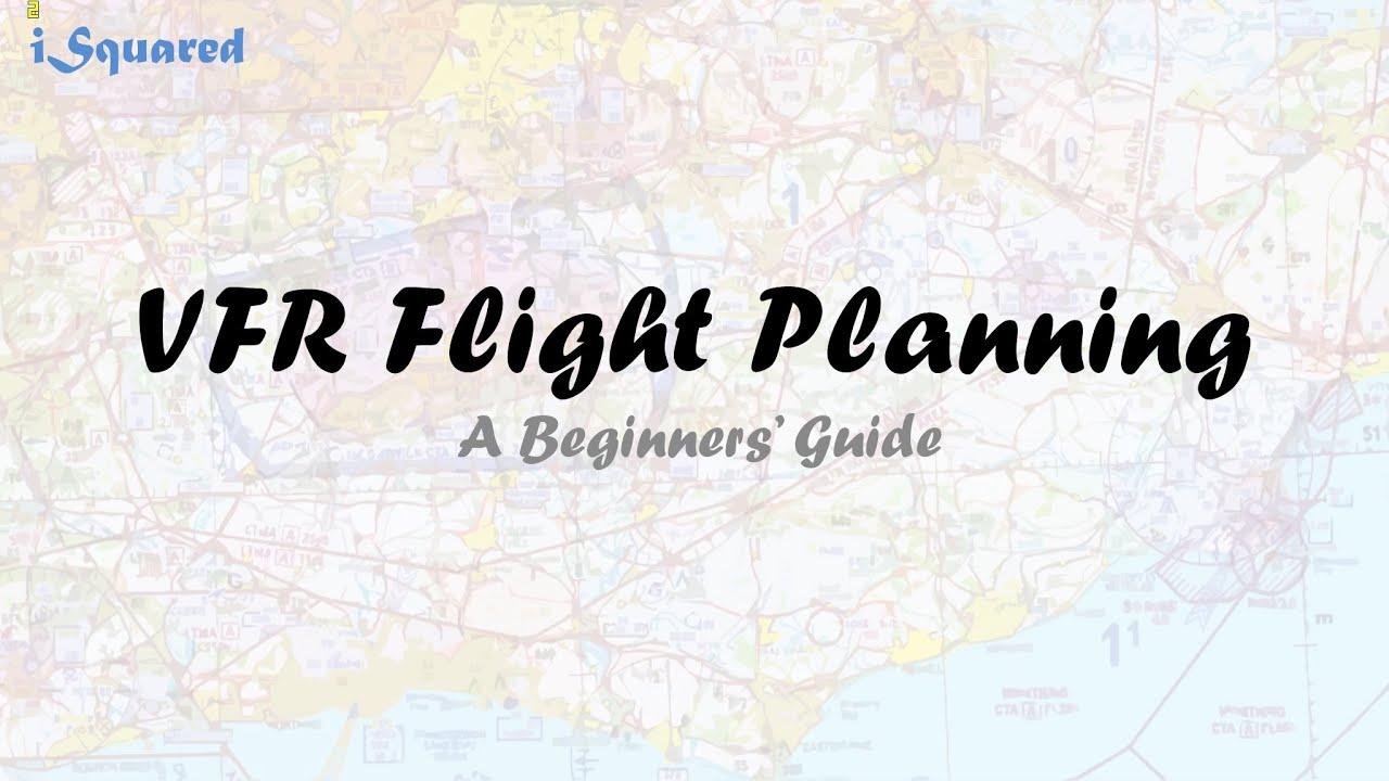 PPL Level VFR Flight Planning