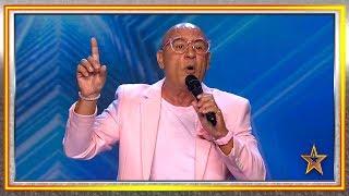 Su canción dedicada a BENIDORM no conecta con el jurado... | Audiciones 9 | Got Talent España 2019