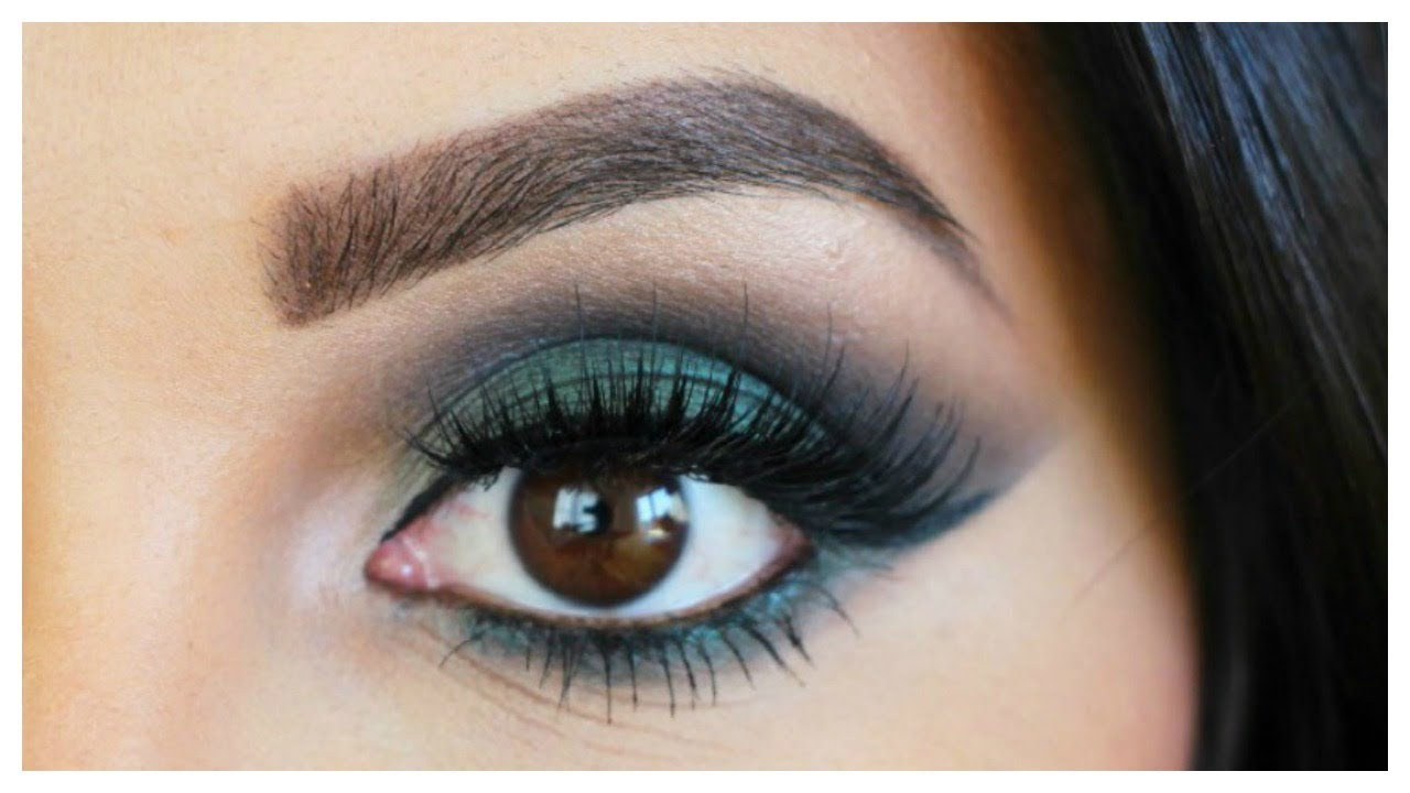 Urban Decay Vice 2 Palette Olive Fall Makeup Tutorial